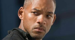 Will Smith Close Up Wallpaper