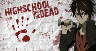 school of the Dead Wallpaper